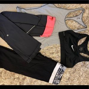 authentic workout set! Great deal!